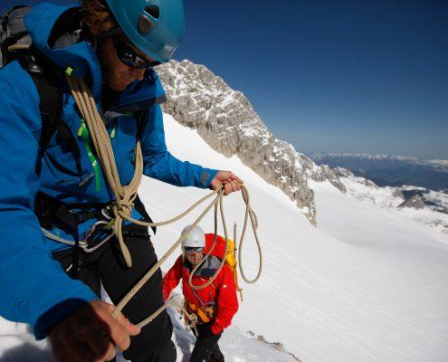 Alpinpur Bergsteigerschule